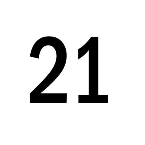 Adesivo 21