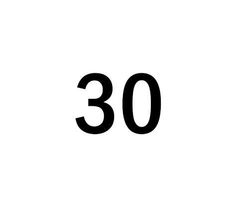 Adesivo 30