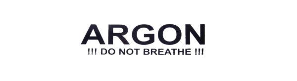 Adesivo Argon