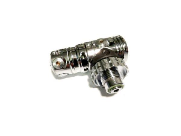 Primo stadio F22 ghiera in metallo