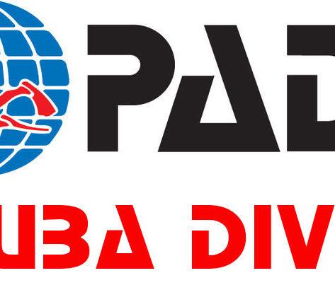 Scuba Diver PADI