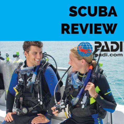 Scuba Review PADI