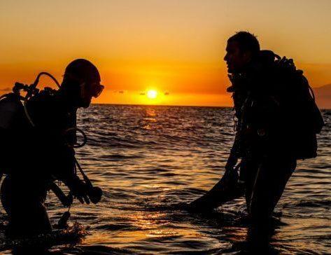 Night Diver PADI