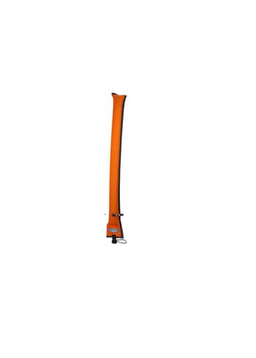 Diver's Alert Marker 1 mt Halcyon arancio