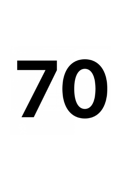 Adesivo 70