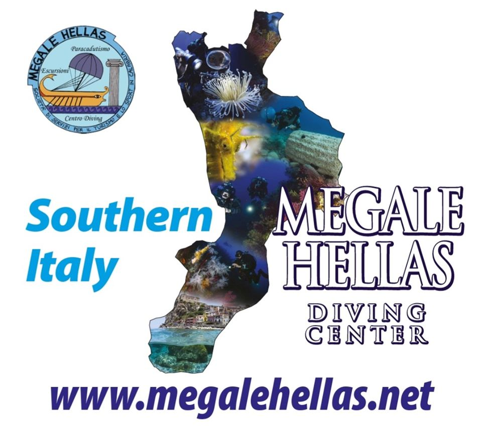 Diving in Calabria: Megale Hellas