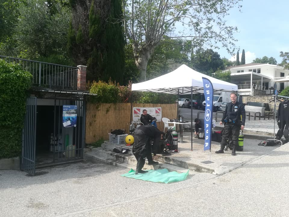 Diving Lago di Garda: Dive Life