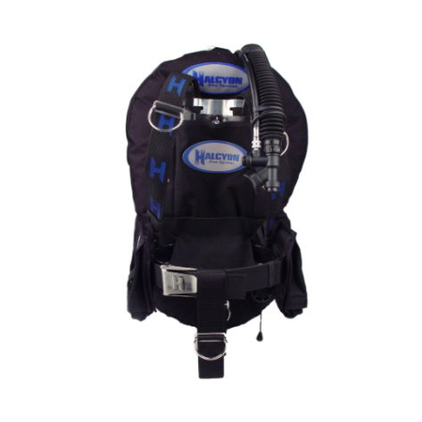 Eclipse 30 lb BC System SS Backplate